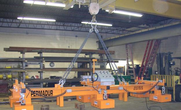 permadur heavy plate handling series 306