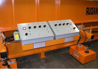 permadur large plate handling series 816 controls