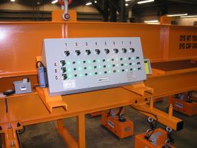 permadur large plate handling series 824 controls