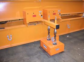 permadur large plate handling series 918-FP-4000 magnet