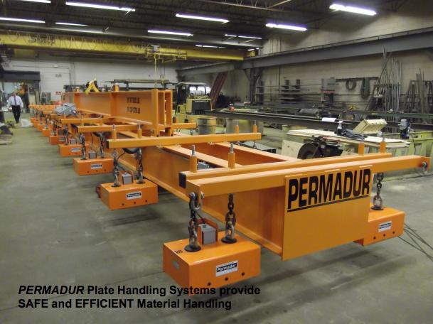 permadur large plate handling series 918-FP-4000