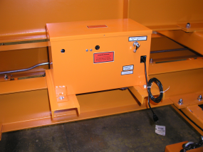 permadur large plate handling series 918-TP-2000 magnet