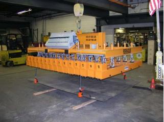 permadur multiple part handling magnet system series 115-2