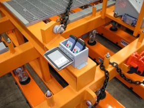permadur multiple part handling magnet system series 1326-2