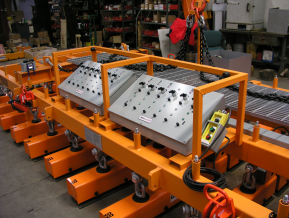 permadur multiple part handling magnet system series 1326 controls