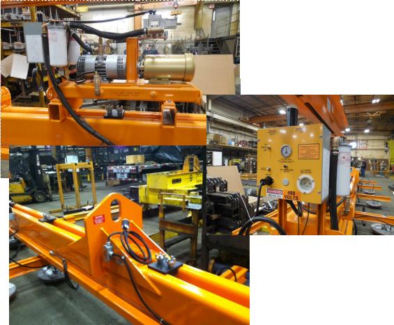 permadur small plate vacuum lifting system series-114-2