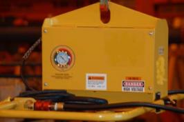 permadur small plate vacuum lifting system series 204-2