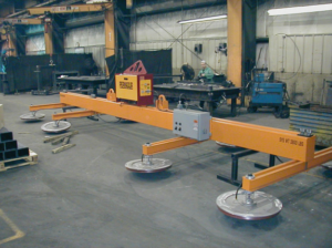 permadur small plate vacuum lifting system series 408
