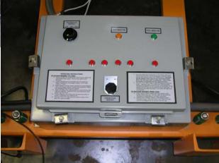 permadur thin plate handling system series 612 controls