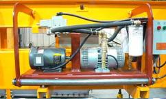 permadur vacuum lifting system series 612 motor