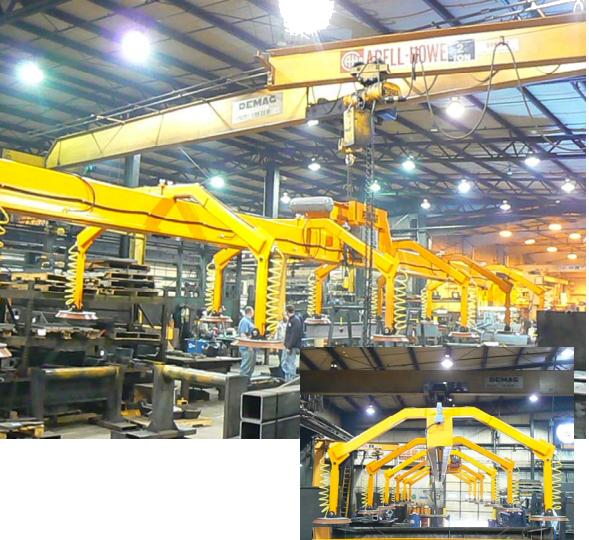permadur vacuum lifting system series 612
